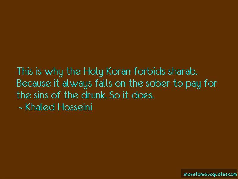 Sharab Quotes