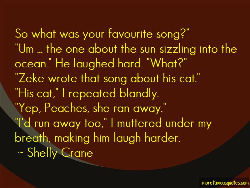 She Ran Away Quotes Pictures 4