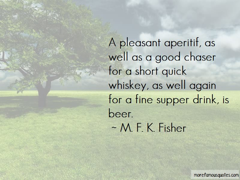 Short Whiskey Quotes