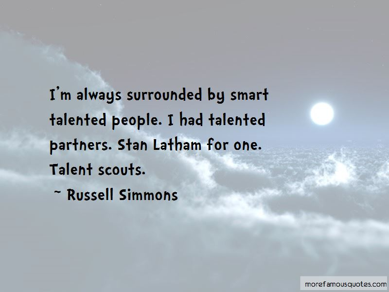 Smart Talented Quotes Pictures 4