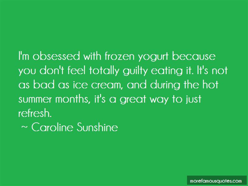 So Hot Summer Quotes