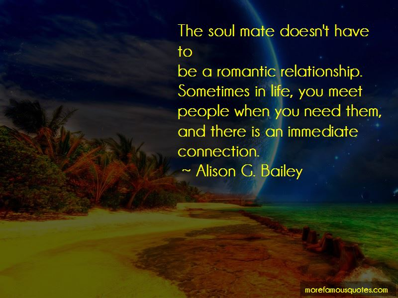 Soul Connection Relationship Quotes Pictures 2