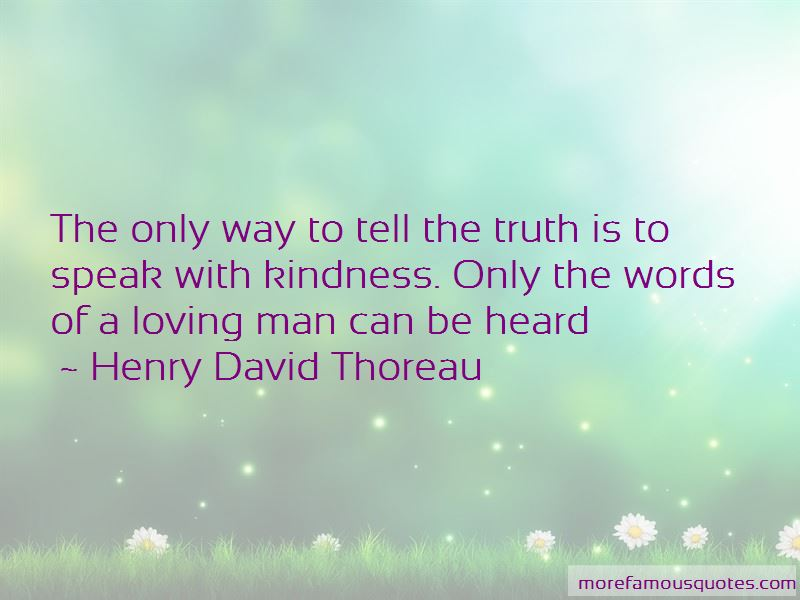 Speak Only Words Of Kindness Quotes Pictures 3