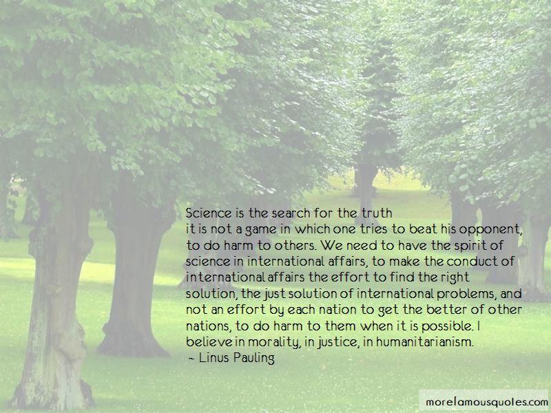 Spirit Of Science Quotes