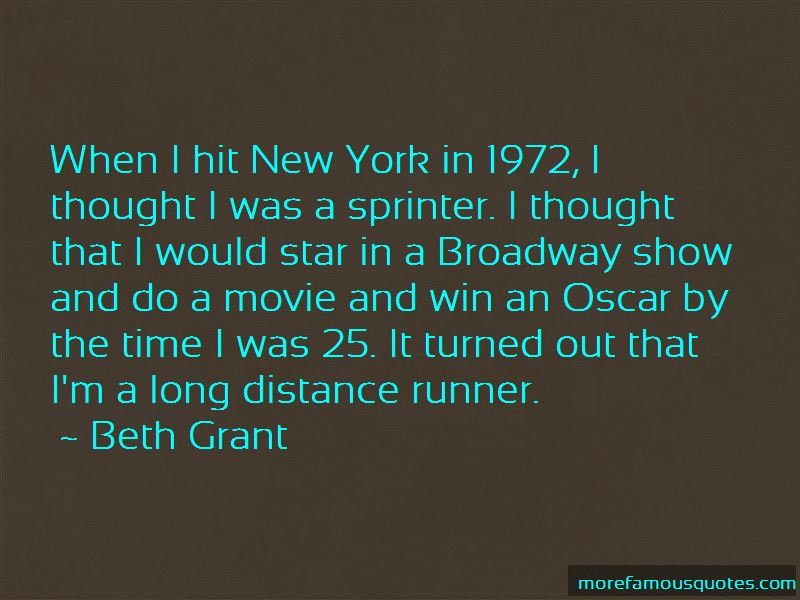 Sprinter Quotes