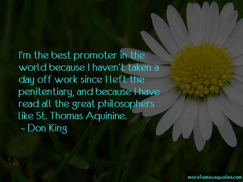 St Thomas Quotes