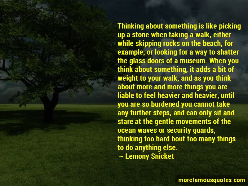 Stone Skipping Quotes Pictures 2