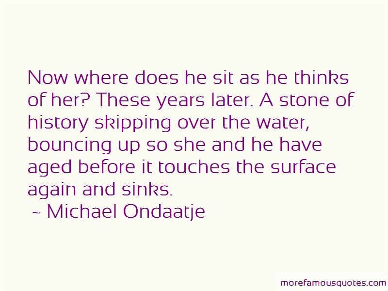Stone Skipping Quotes Pictures 4