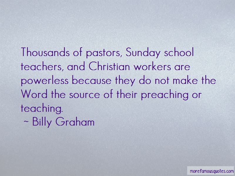 Sunday School Teaching Quotes Pictures 2