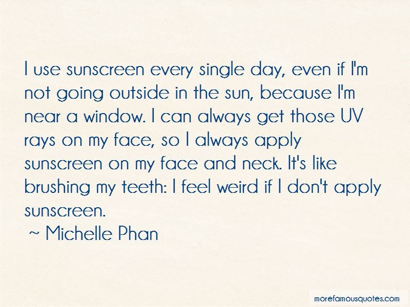 Sunscreen Day Quotes Pictures 3