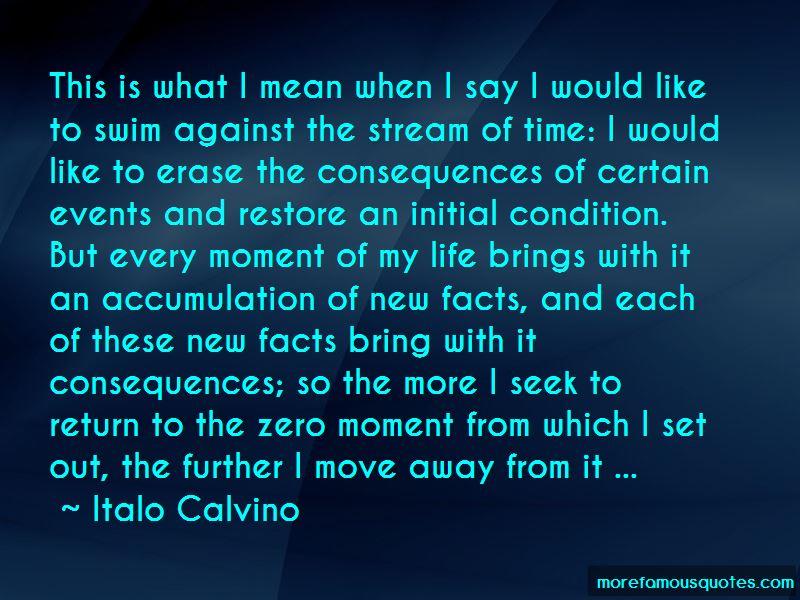 Swim Against The Stream Quotes