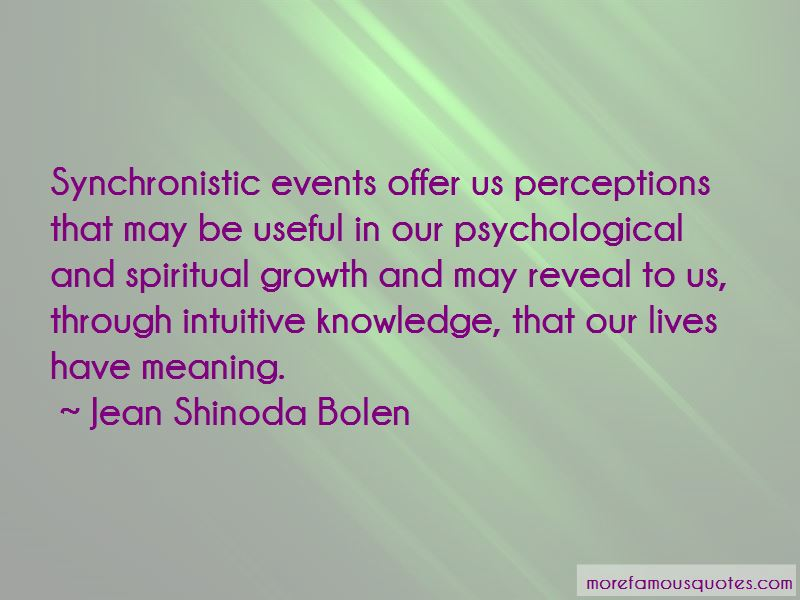 Synchronistic Quotes Pictures 3