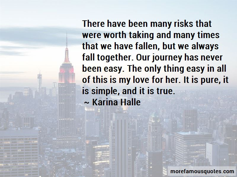 Taking Risks On Love Quotes Pictures 4