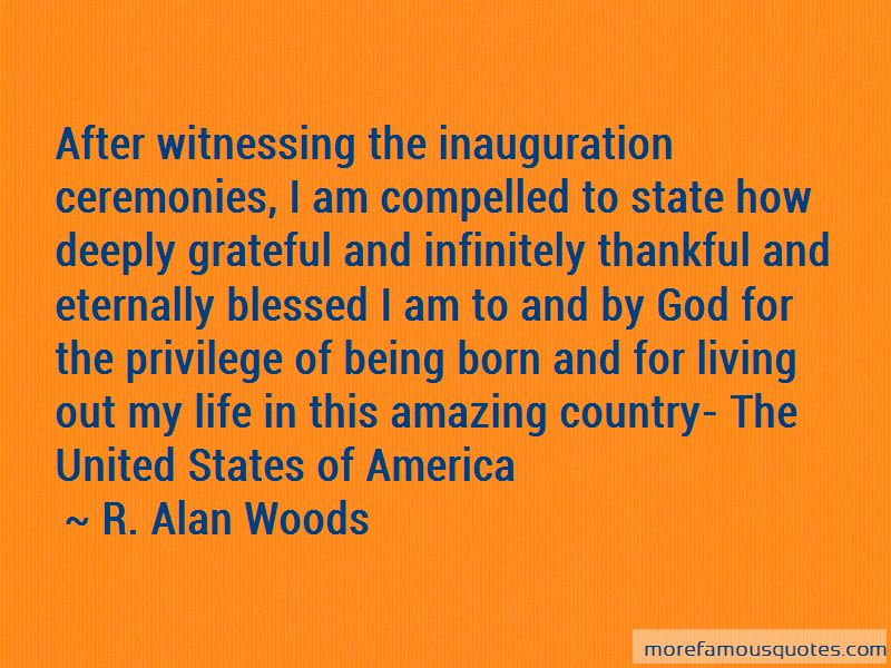 Thankful God Blessed Me Quotes