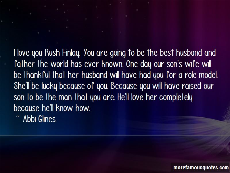 The Best Husband And Father Quotes