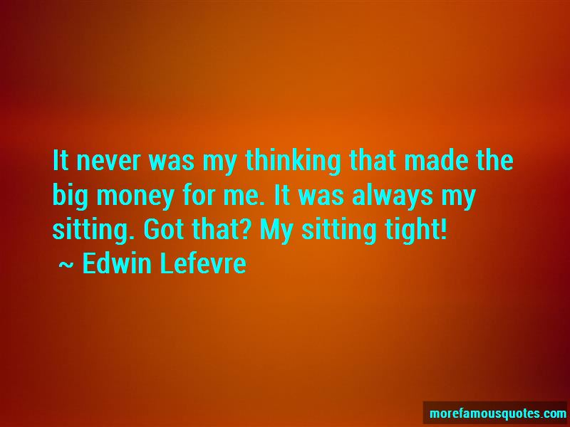 The Big Money Quotes Pictures 3