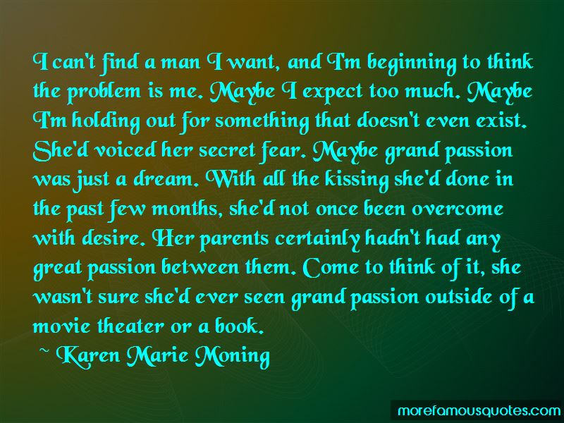 The Passion Dream Book Quotes