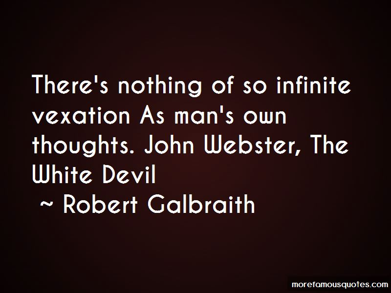 The White Devil Webster Quotes