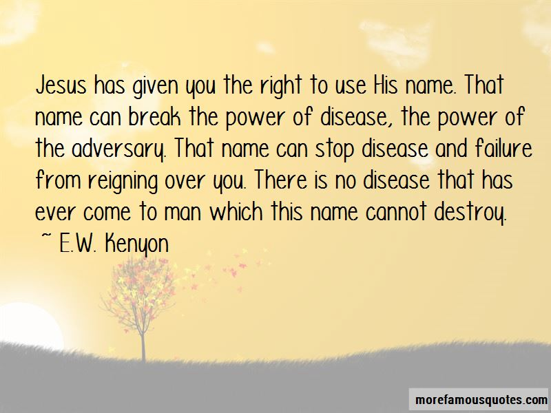 There Is Power In The Name Of Jesus Quotes Pictures 2