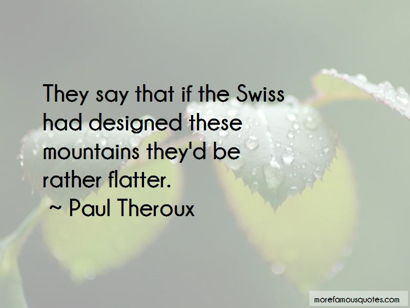 They Say That Quotes
