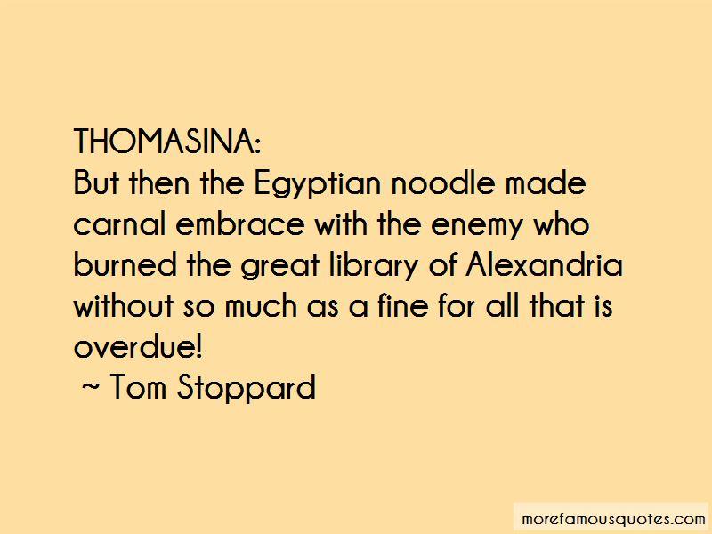 Thomasina Quotes Pictures 3