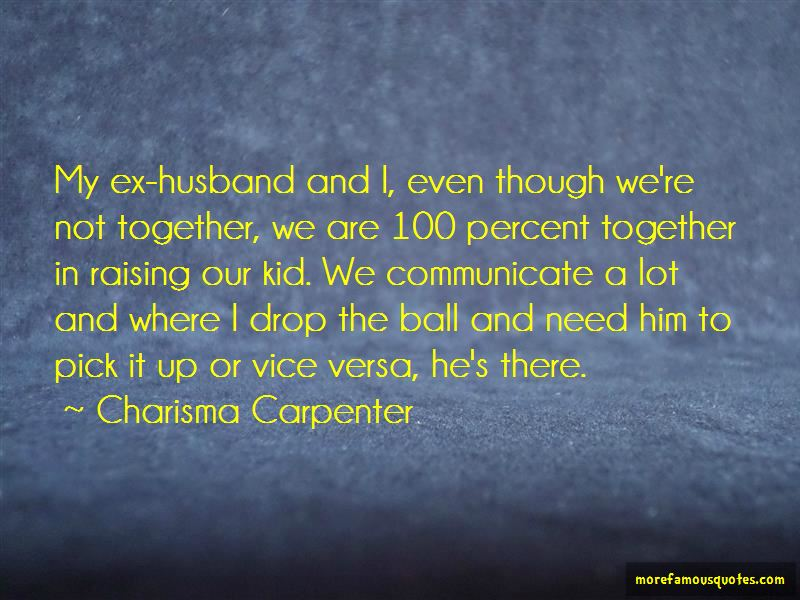Though We're Not Together Quotes