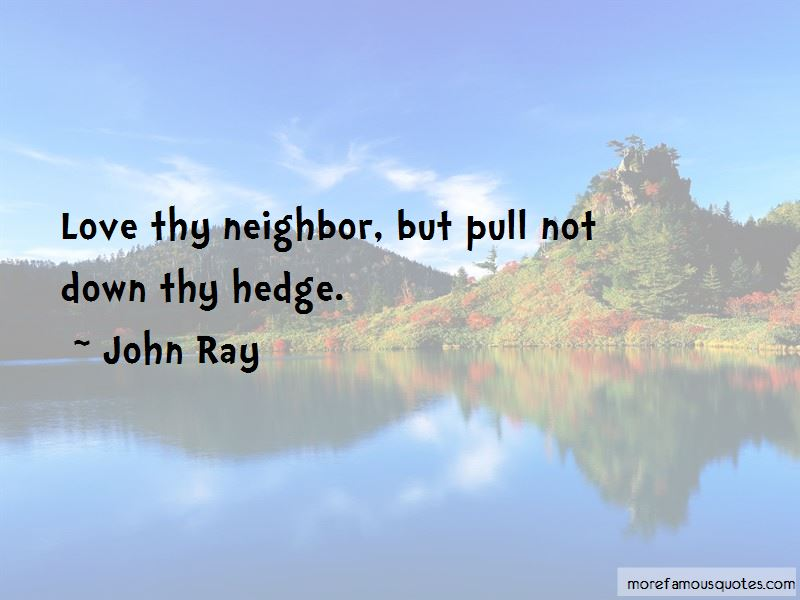 Thy Neighbor Quotes Pictures 2