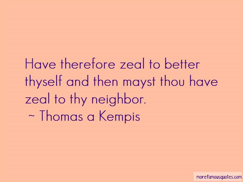 Thy Neighbor Quotes
