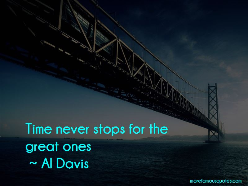 Time Never Stops Quotes