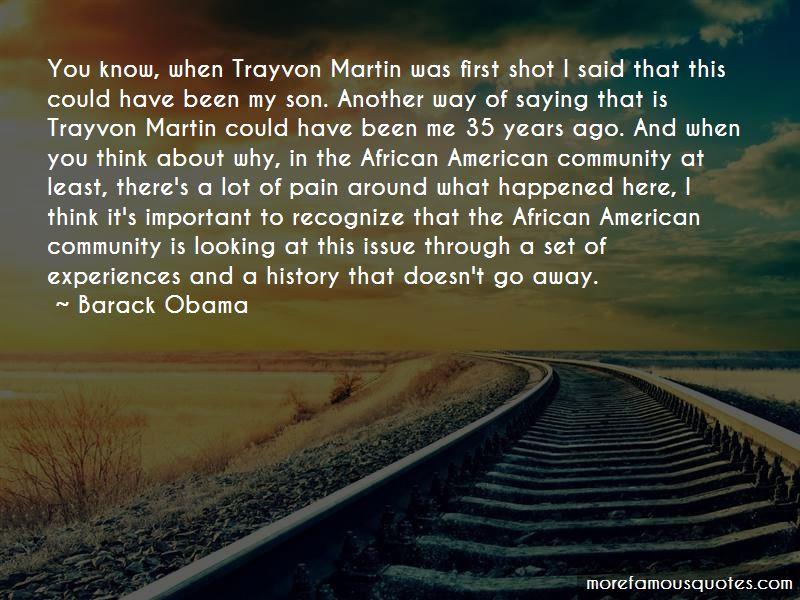 Trayvon Quotes