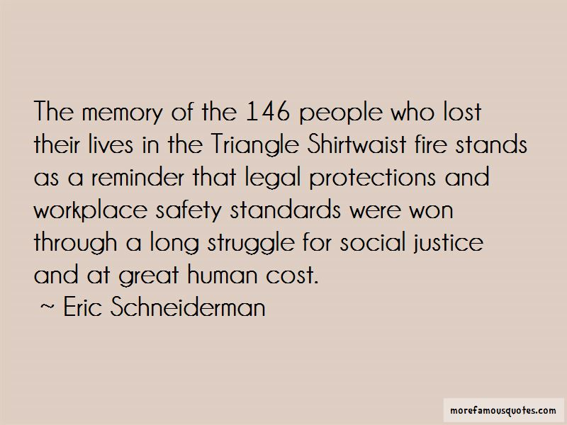 Triangle Shirtwaist Fire Quotes