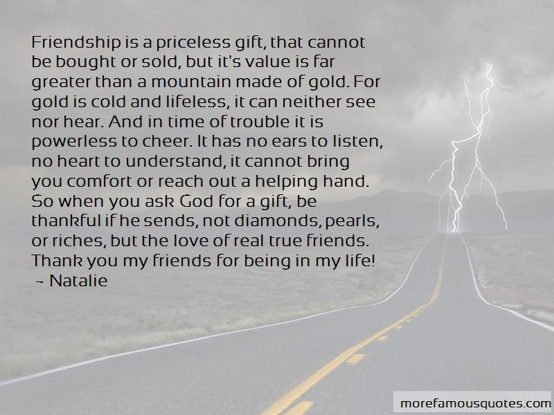 True Friends Thank You Quotes Pictures 2