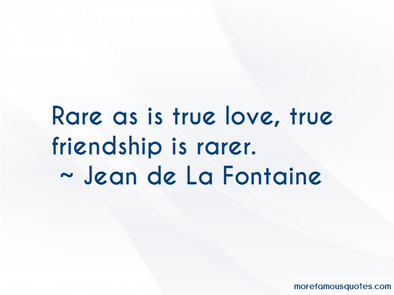 True Love True Friendship Quotes