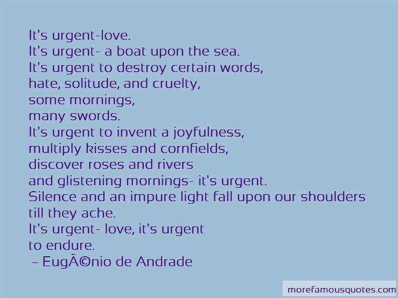 Urgent Love Quotes Pictures 3