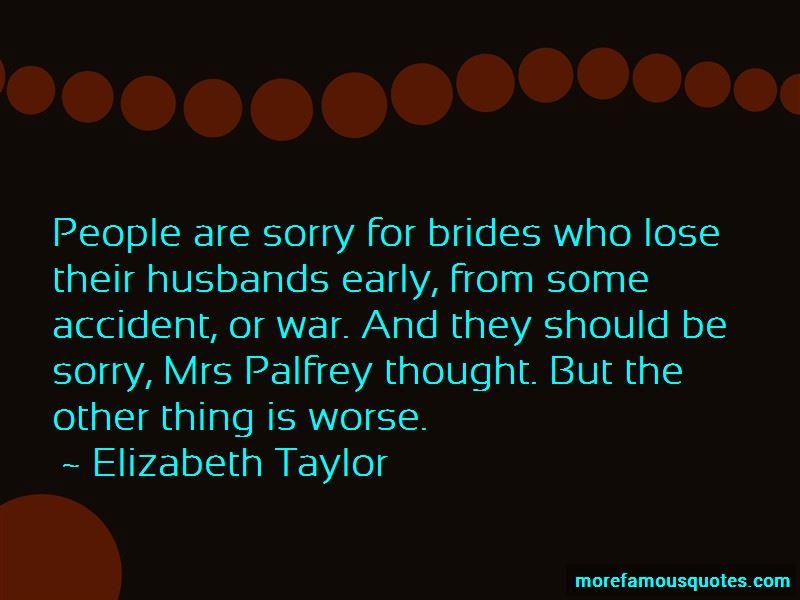 War Brides Quotes