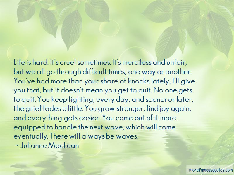 We All Go Through Hard Times Quotes Pictures 4