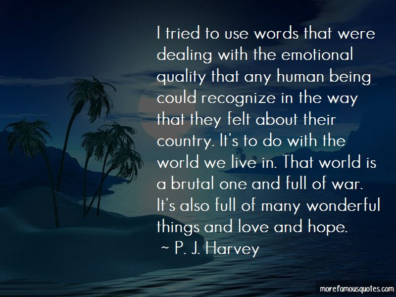 We Live In A Wonderful World Quotes Pictures 2