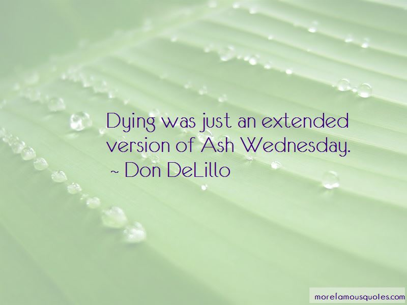 Wednesday Ash Quotes Pictures 4