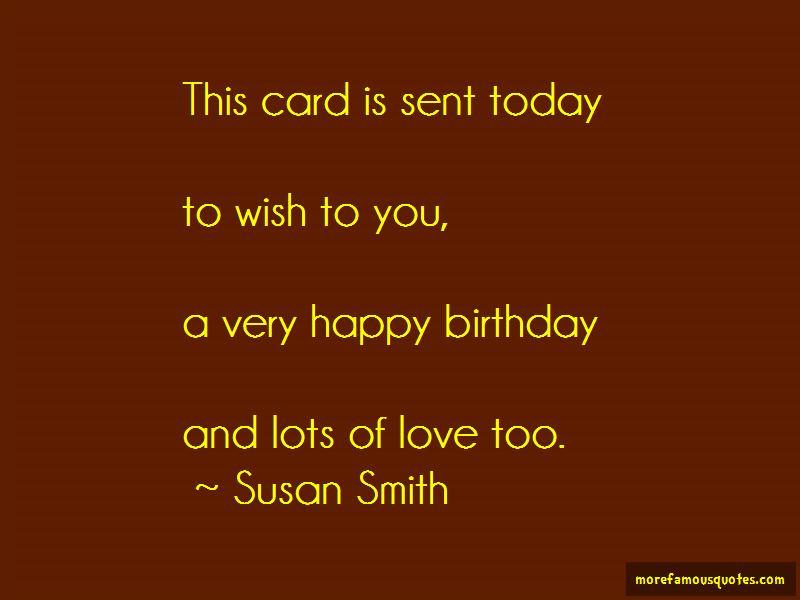 Wish U Happy Birthday Quotes Pictures 3