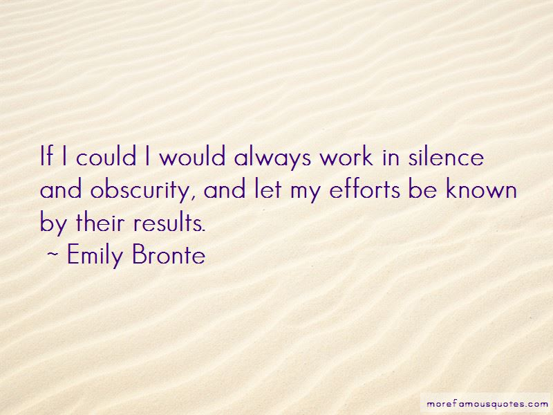 Work In Silence Quotes Pictures 4
