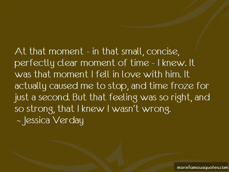 Wrong Time Right Love Quotes