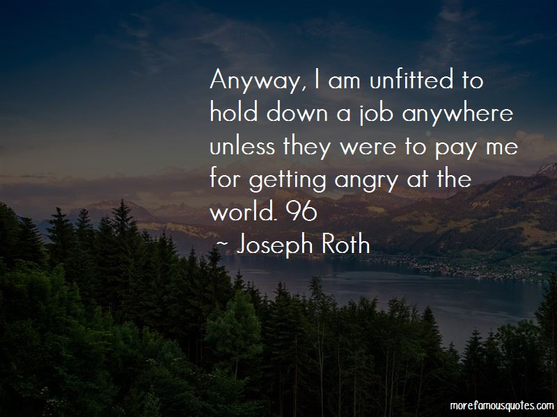 Angry At The World Quotes Pictures 3