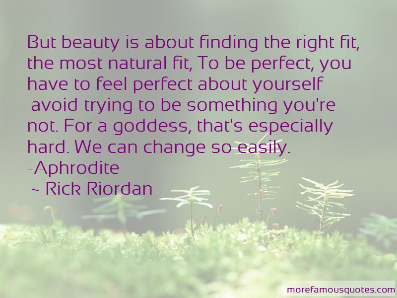Finding Beauty In Yourself Quotes