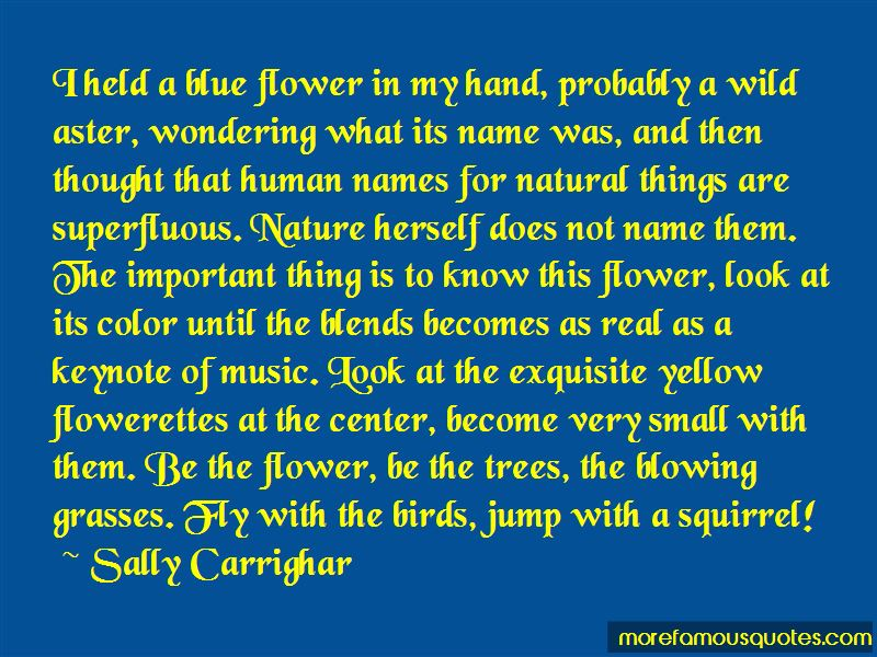 Flowerettes Quotes