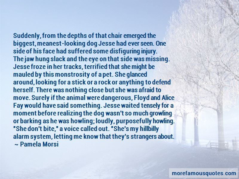 Growling Dog Quotes Pictures 2