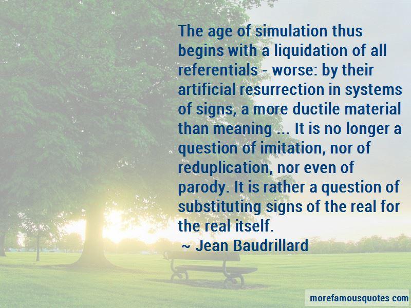 Reduplication Quotes