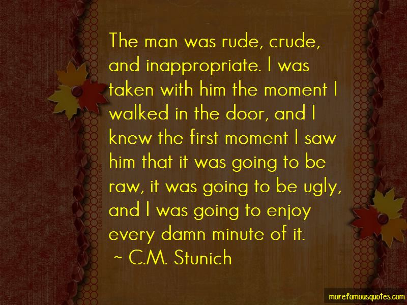 Rude And Crude Quotes Pictures 3