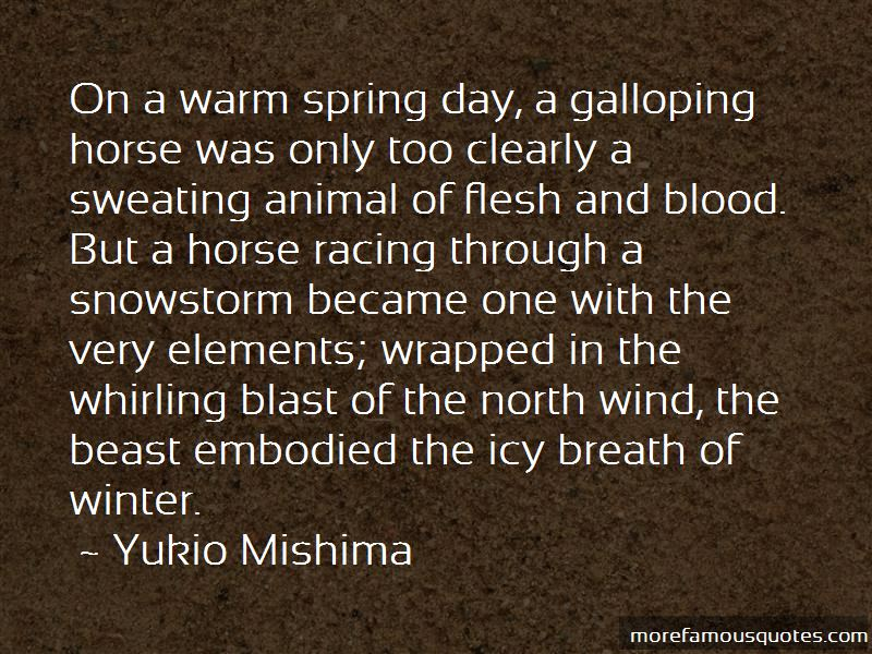 Spring Snowstorm Quotes Pictures 2