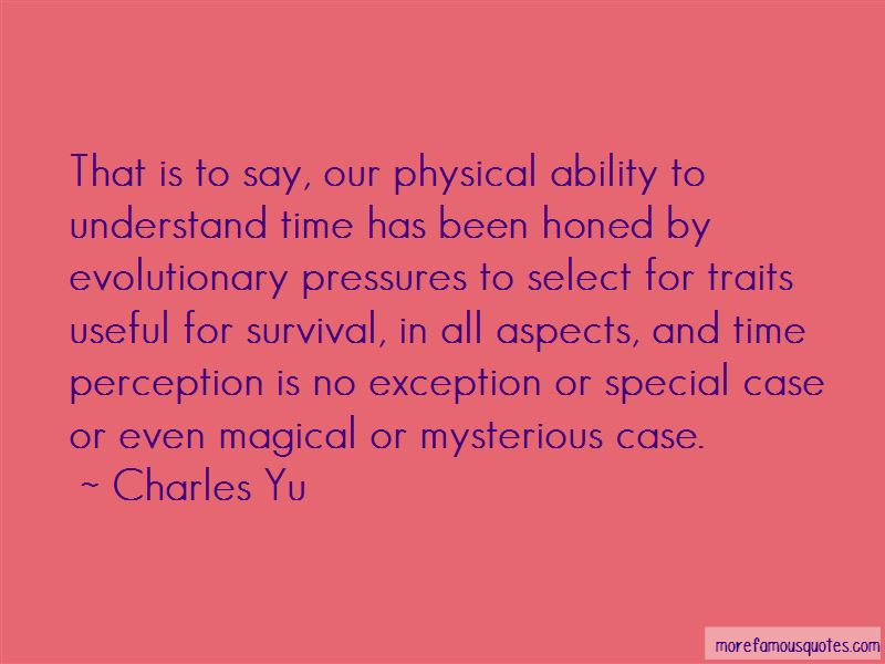 Time Perception Quotes Pictures 2