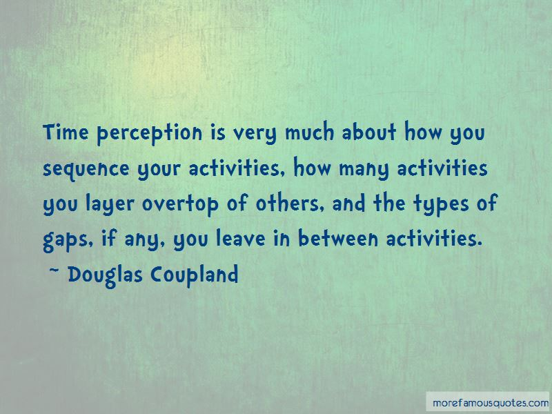 Time Perception Quotes